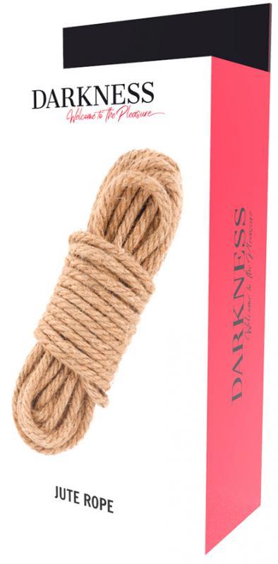 Darkness Kinbaku Rope Linen 5m