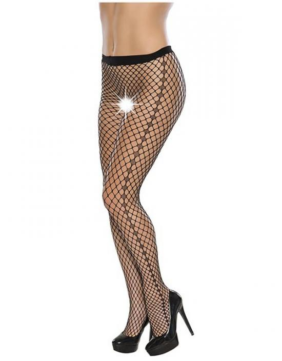 Fishnet Tights S-M/Black