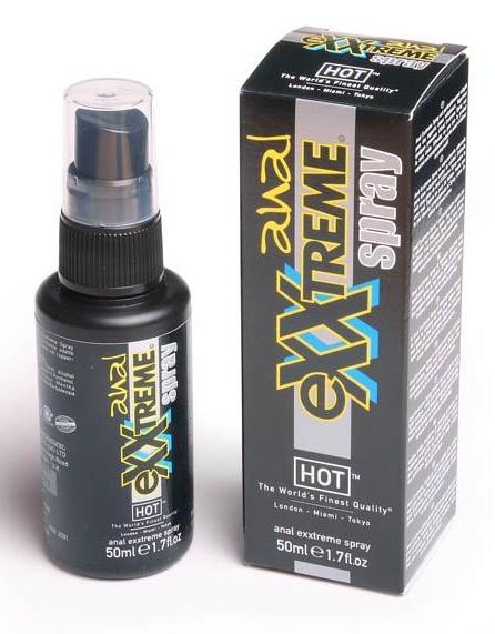 Hot eXXtreme Anal Spray 50 ml