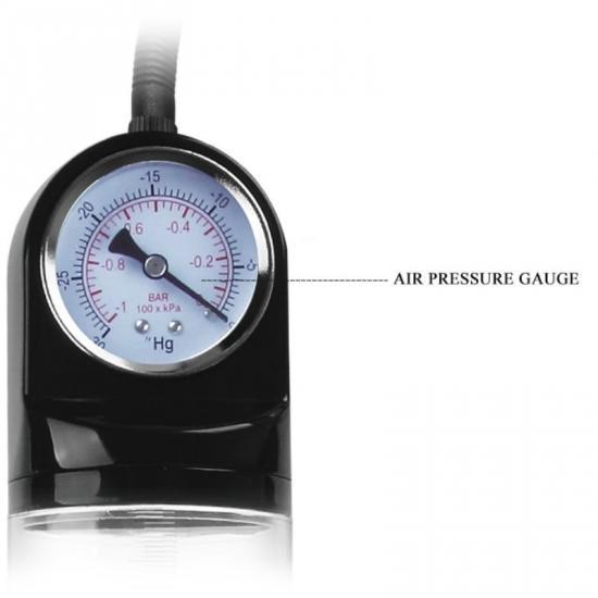 Alexander Pennis Pump With Barometer