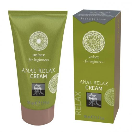 Shiatsu Anal Relax Cream 50 ml