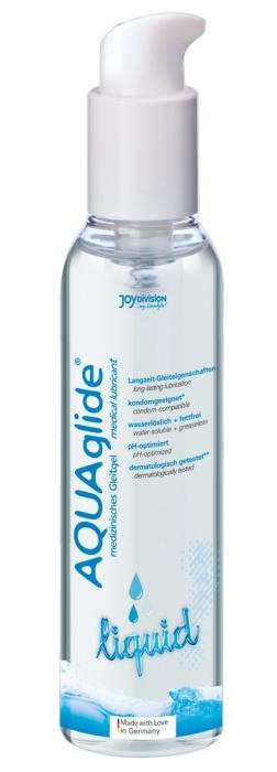 Lubrikační gel AQUAglide liquid 125 ml