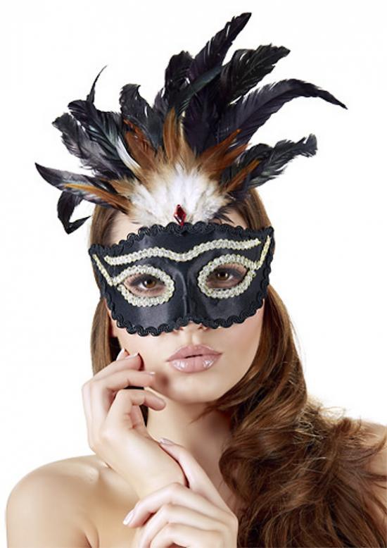 Feather Mask oční maska