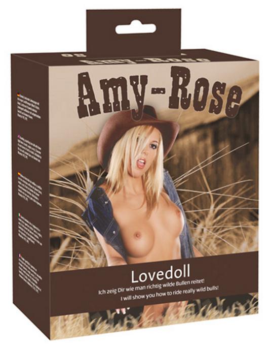 Nafukovací panna Amy-Rose