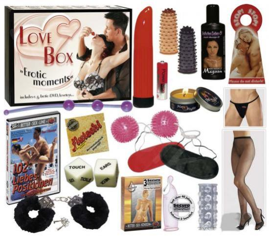 Love Box Erotic