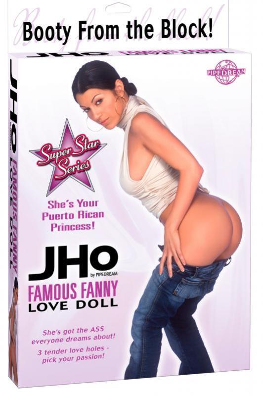 J HO DOLL