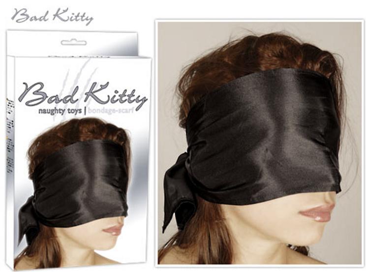 Bad Kitty Bondage Scarf black