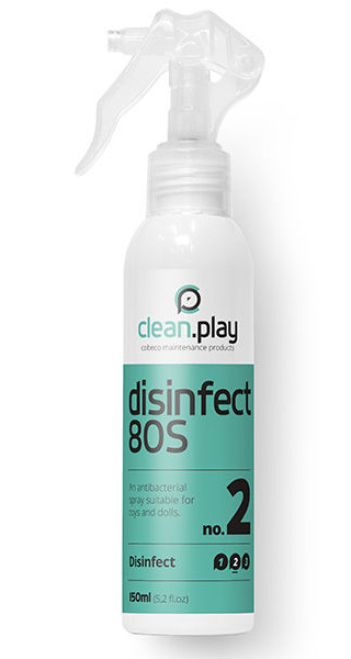 Cobeco Cleanplay Desinfect 150ml
