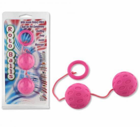 Roto Balls- Venušiny kuličky pink
