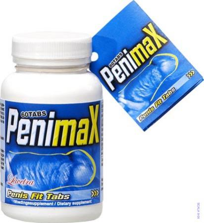 PENIMAX TABS (60PCS) LAVETRA