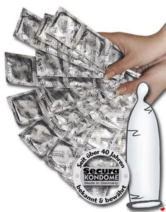 10 ks Secura Transparent