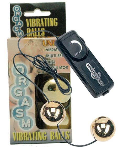 Vibrační Venušiny kuličky na ovládání - Orgasm