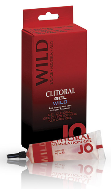 Jo Clitoral Gel Wild 10 ml