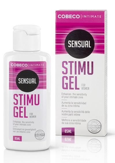 Stimulační gel Stimu Gel pro ženy 30 ml