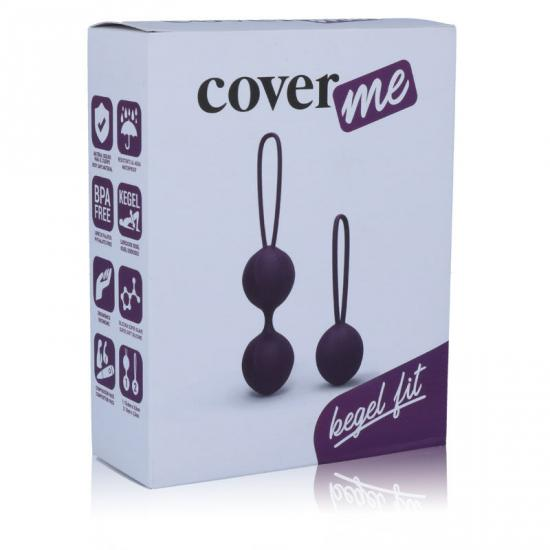 Coverme Kegel Kit Purple