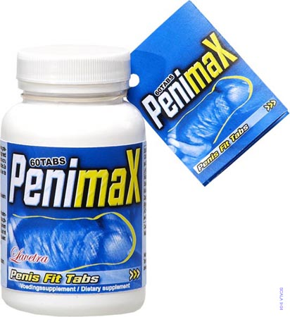 Tablety Penimax, 60 tablet