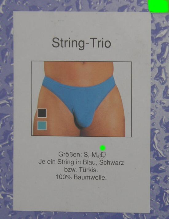 string trio slipy -l 3 ks