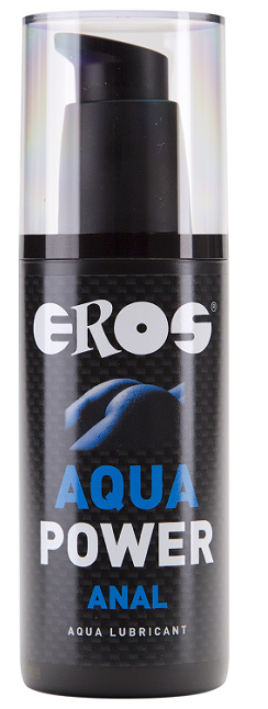 Eros Aqua Power Anal Lube 125ml