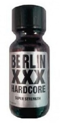 Poppers Berlin XXX Hardcore 25ml