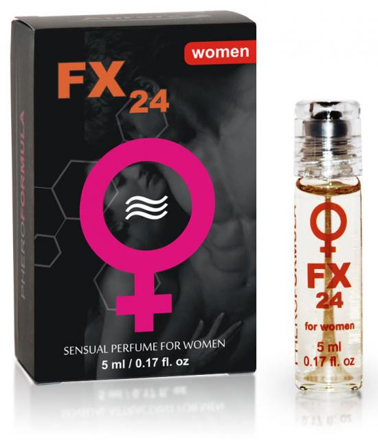 FX24 Sensual Perfume for women 5 m