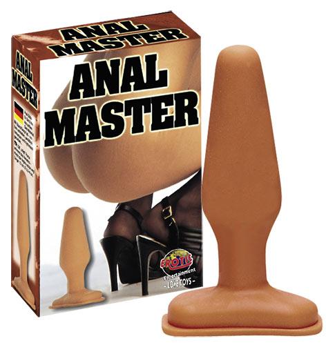 Anal Master Big