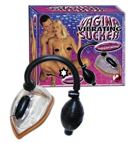 Vibrierender Vagina Sucker