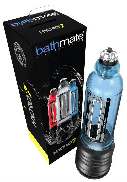 Bathmate Hydro7 vakuová pumpa pro muže - modrá