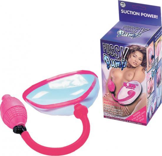 Vakuová pumpa pro ženy Pussy Pump