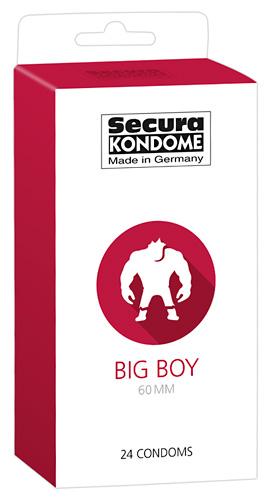 Secura Big Boy 60mm x 24
