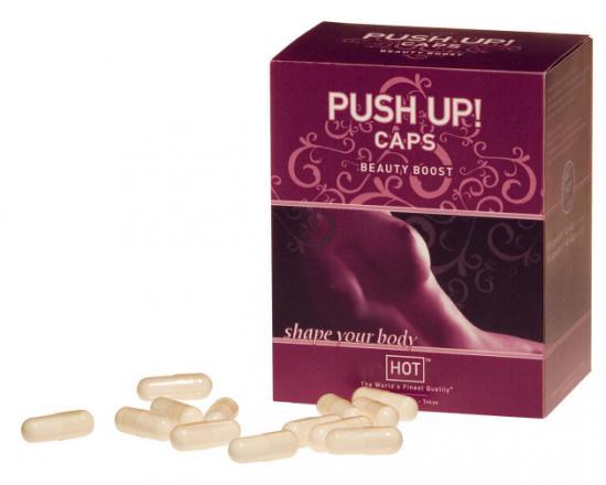 Pro krásná pevná prsa Push Up Caps 90 ks