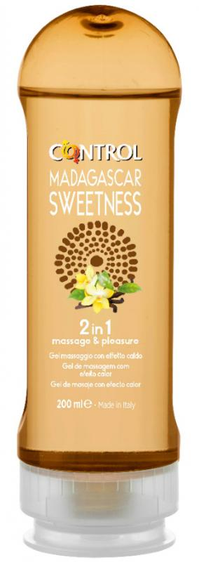 2v1 Massage Madagascar Sweetness 200ml