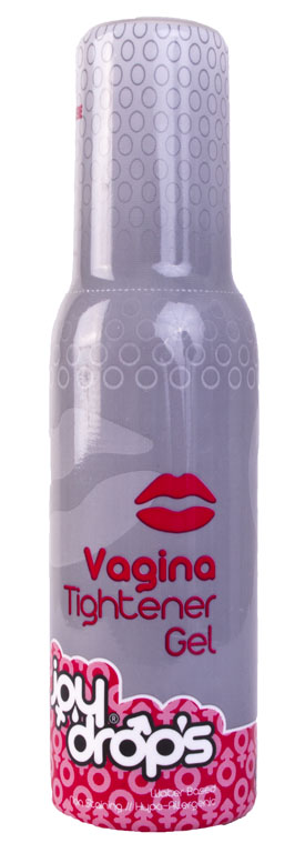 JoyDrops Vagina Tightener Gel 100 ml, zužující gel