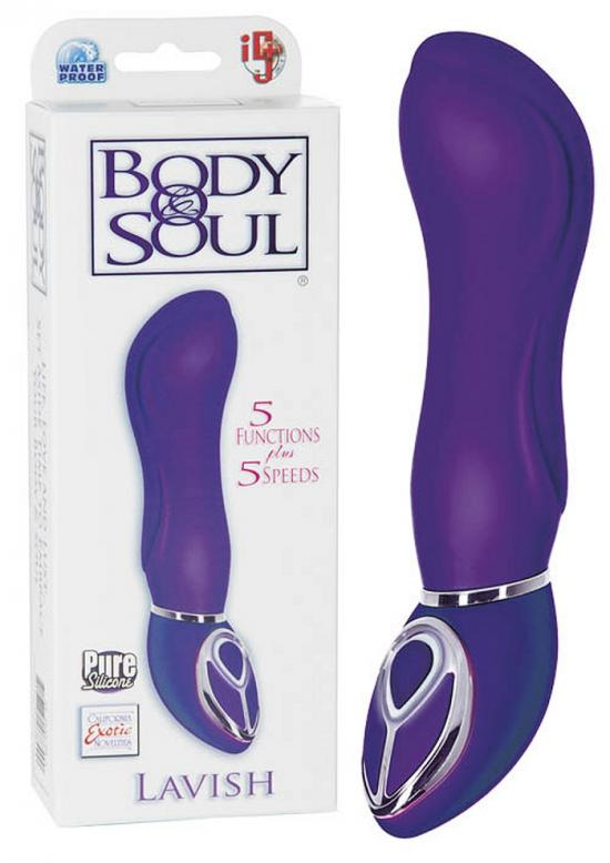 Body Soul Sulttry Purple