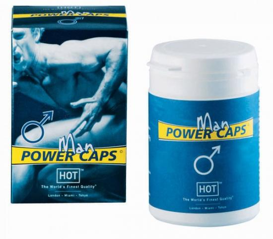 HOT Man Power Caps 60 tbl