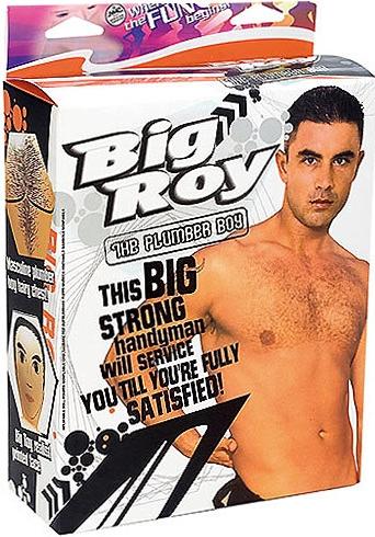 Nafukovací panák Big Roy