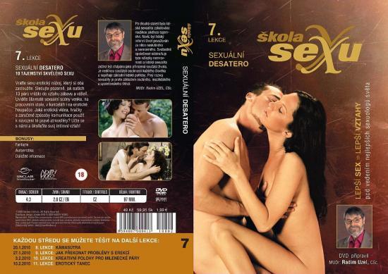 Sexuální desatero - Škola sexu DVD 7
