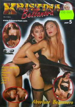 DVD Kristina Bellanova