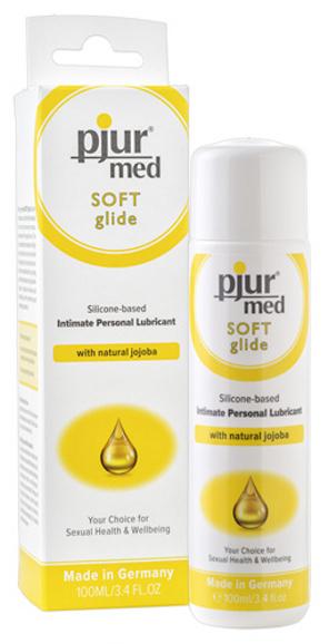 Lubrikační gel PjurMed -100 ml