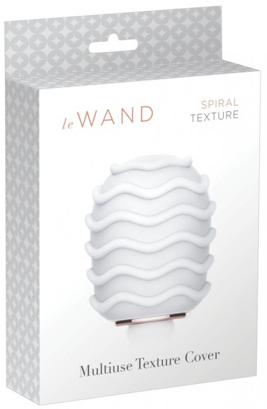 Le Wand Spiral Texture Cover