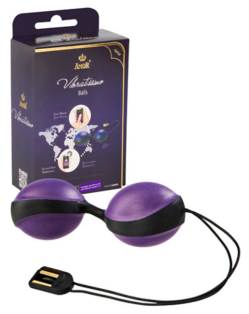 Vibratissimo Duo Balls