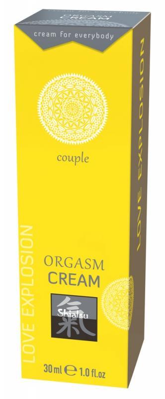 Shiatsu Orgasm Cream 30 ml