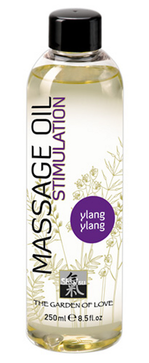 Shiatsu Massage Oil Ylang 250 ml