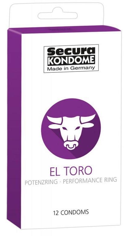 Secura El Toro pack of 12