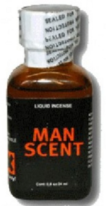 Poppers Man Scent Big 24ml