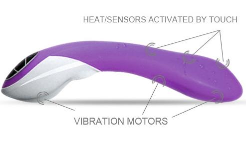 Easy Love Vibrátor Mei purple