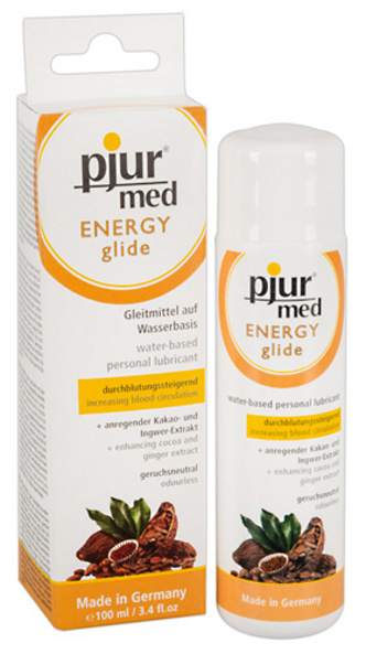 pjur med ENERGY glide 100 ml