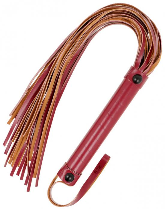Dark Room Flogger Vegan Leather