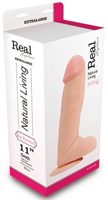 Get Real 11 Inch Flesh