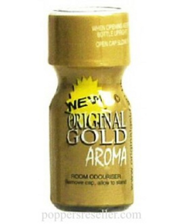 Poppers Original Gold 10ml