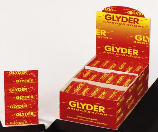 144ks Durex - Glyder Ambassador Condom